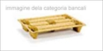 Immagine per la categoria Bancali e pallets